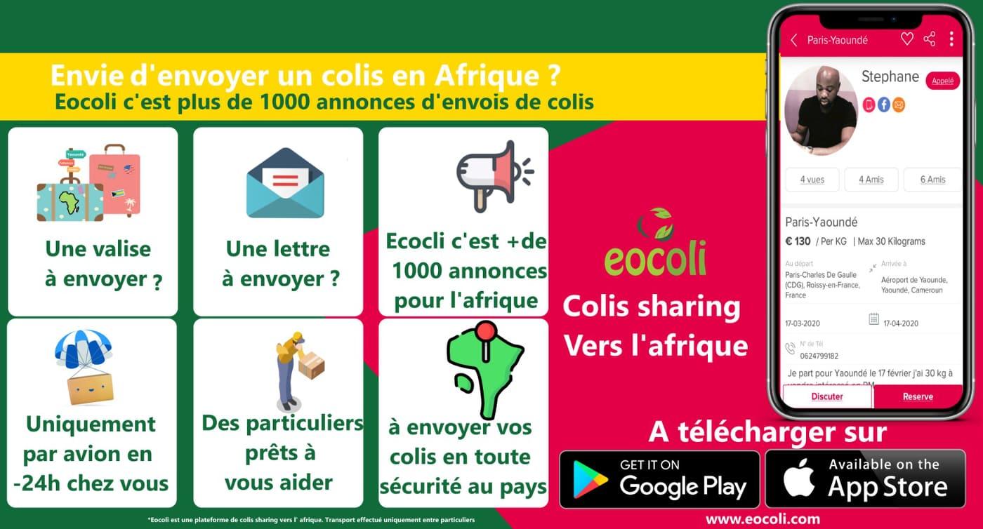 Entreprenariat - Eocoli: la plateforme qui assure le transport de vos colis  - LA VOIX DU CENTRE